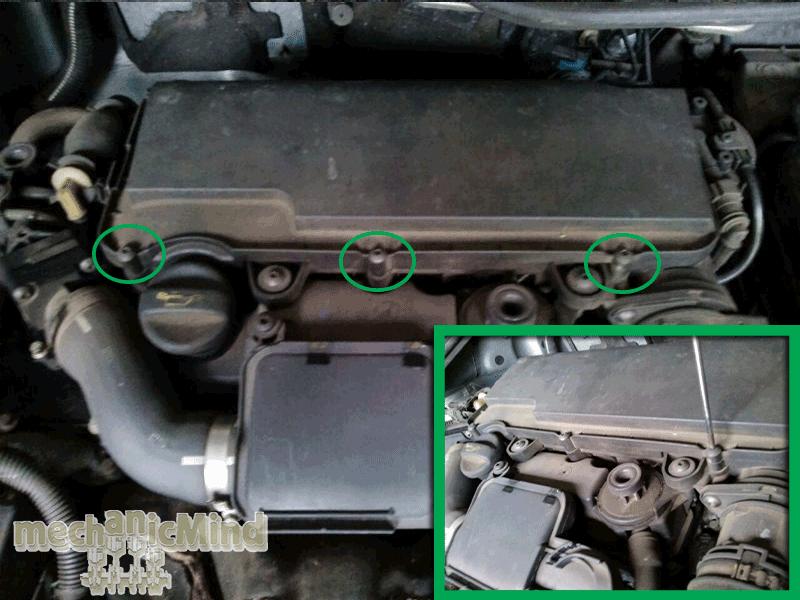 Peugeot 206 sostituzione filtro aria for Filtro per cabina di fusione ford