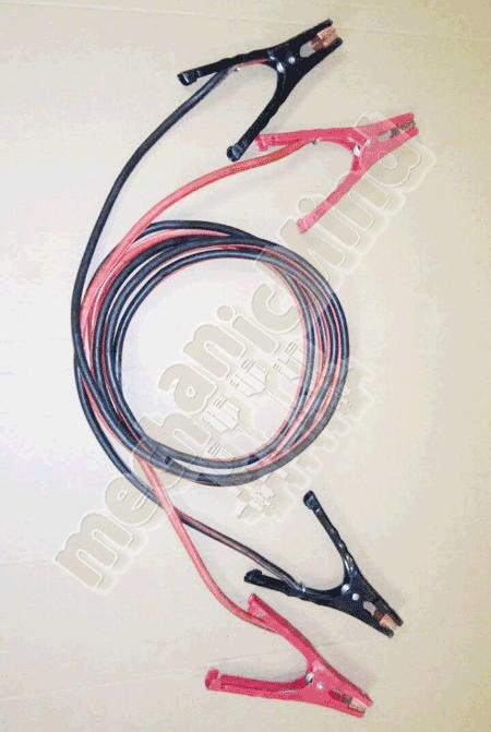 Figura 1: Cavi per il collegamento delle batterie