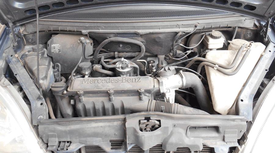 Schema Elettrico Mercedes Classe A W168 : Classe a w descrizione vano motore