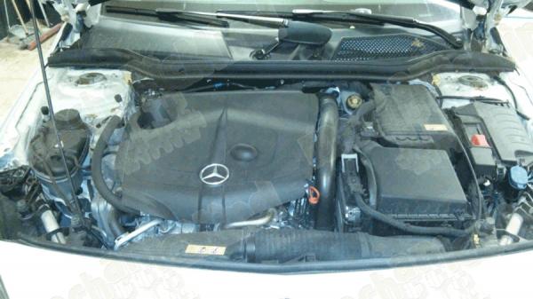 Figura 1: Vano Motore Classe A W176