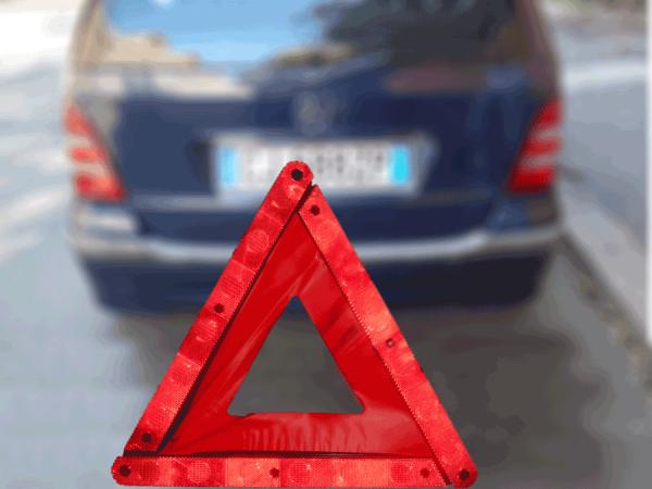 Ti trovi con la ruota a terra? 5 comportamente da evitare...