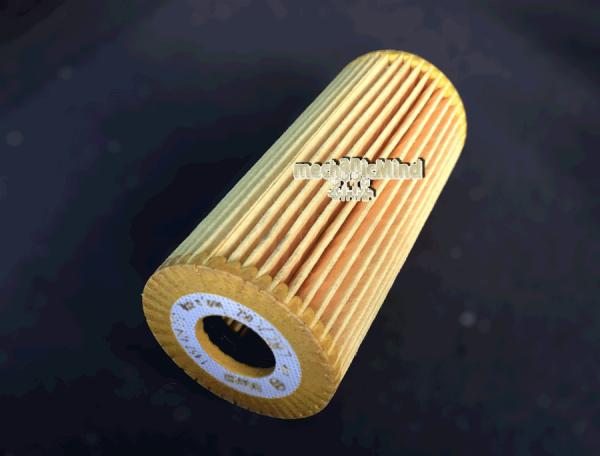 Figura 1: Filtro Olio nuovo per Mercedes classe A W168