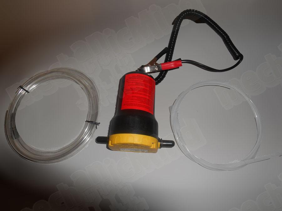 Figura 1: Pompa Olio Lampa