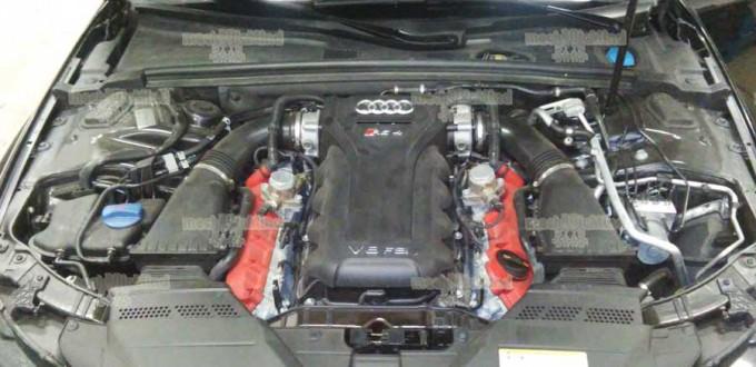 Figura 1: Vano Motore