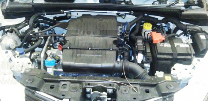 Figura 1: Vano motore Lancia Ypsilon 2011