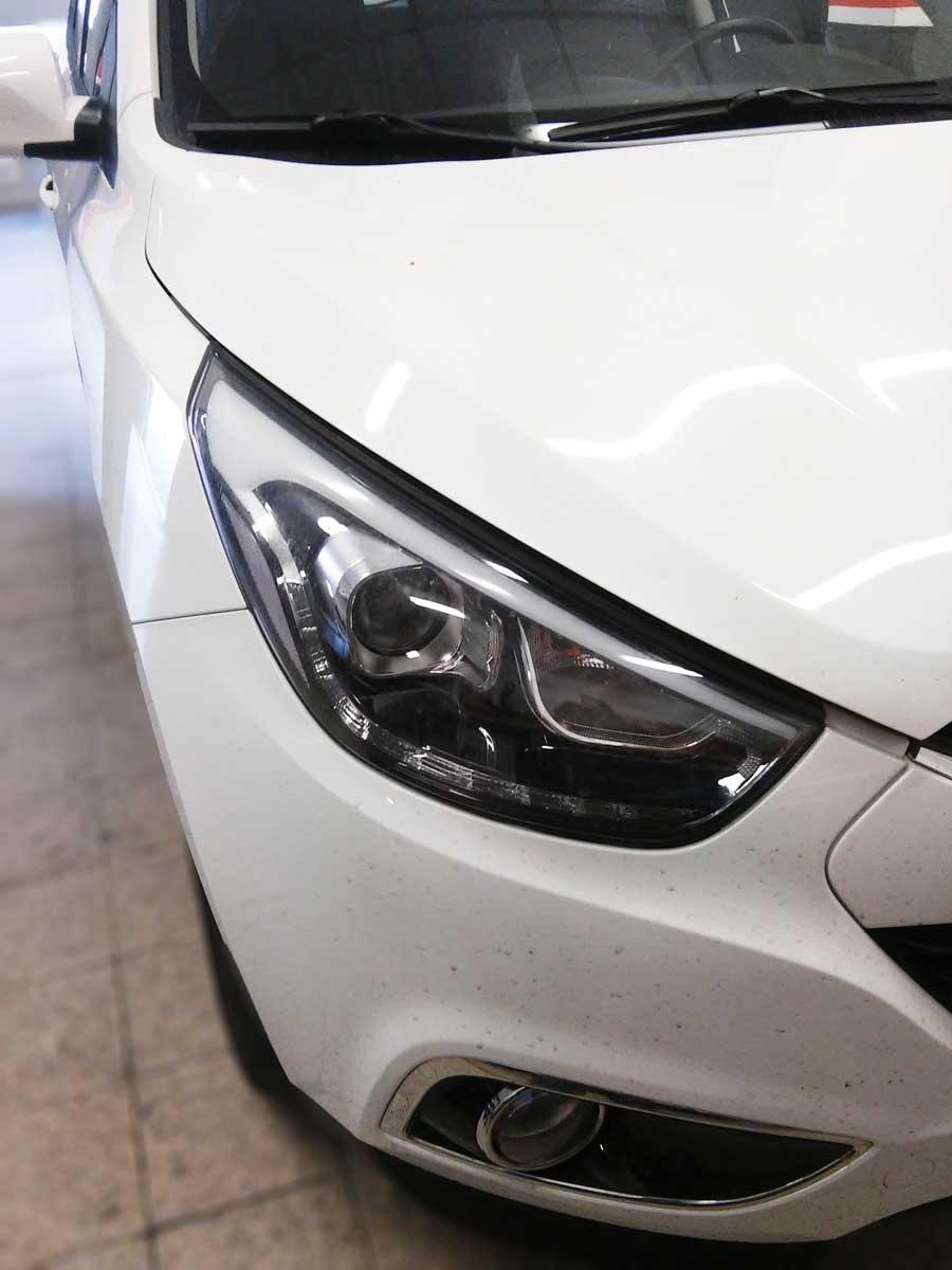 Hyundai Ix35 Sostituzione Lampadina Faro Anabbagliante